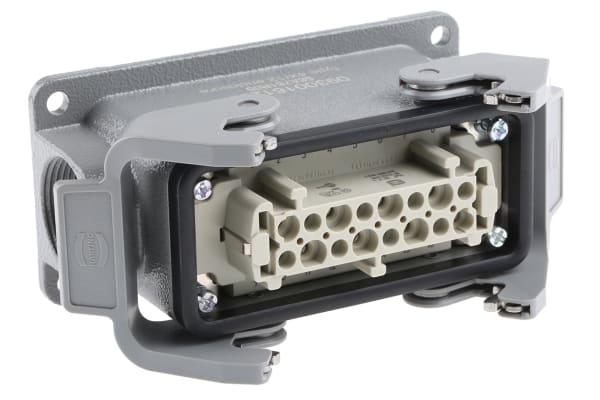 Product image for 2 Lever 16 way surface mount skt, PG21