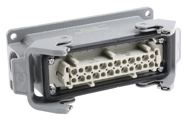 Product image for 2 Lever 24 way surface mount skt,PG21