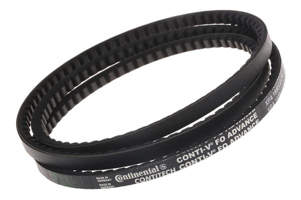 Product image for Contitech Drive Belt, belt section XPA, 1.9m Length