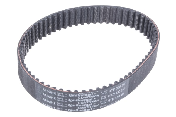 Product image for HTD SYNCHRONOUS TIMING BELT,330LX15WMM