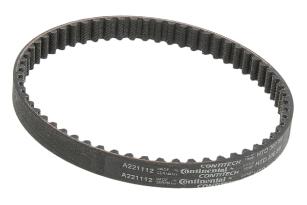Product image for HTD SYNCHRONOUS TIMING BELT,300LX9WMM