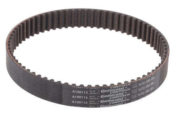 Product image for HTD SYNCHRONOUS TIMING BELT,350LX15WMM