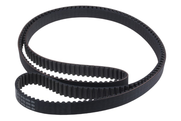 Product image for HTD SYNCHRONOUS TIMING BELT,2000LX20WMM