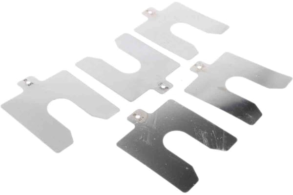 Product image for S/steel assortment shim pack 3