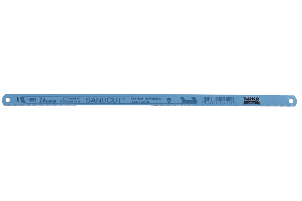 Product image for HSS hacksaw blades, 300mm x 24tpi