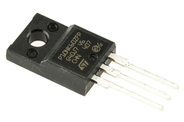 Product image for MOSFET N-Channel 600V 10A TO220FP