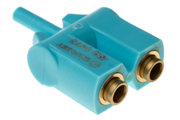 Product image for Pneumatic plug-in OR logic element