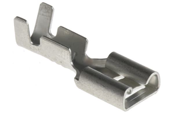 Product image for 6.3mm receptacle,1.5-2.5 sq.mm