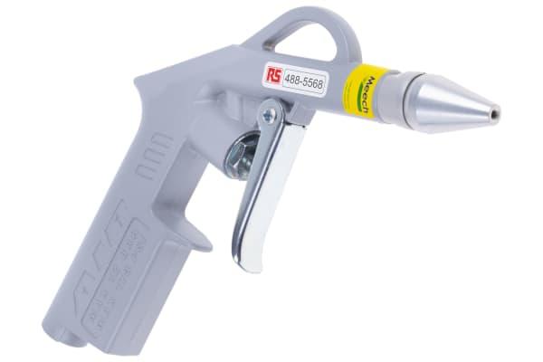 Product image for Aluminium venturi air gun,12bar i/p