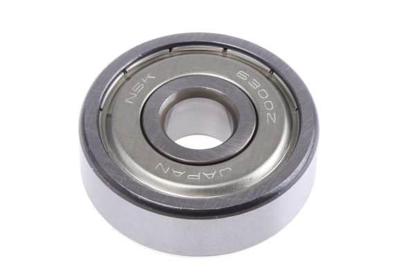 Product image for 10mmPlain Deep Groove Ball Bearing 35mm O.D