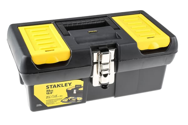 Product image for 2000 series metal latch toolbox,12in