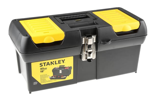 Product image for 2000 series metal latch toolbox,16in