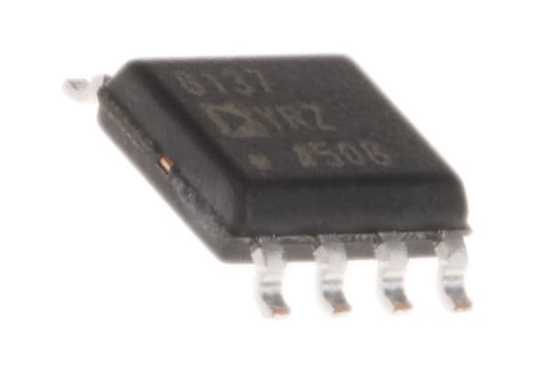Product image for AD8137 differential ADC driver amplifier