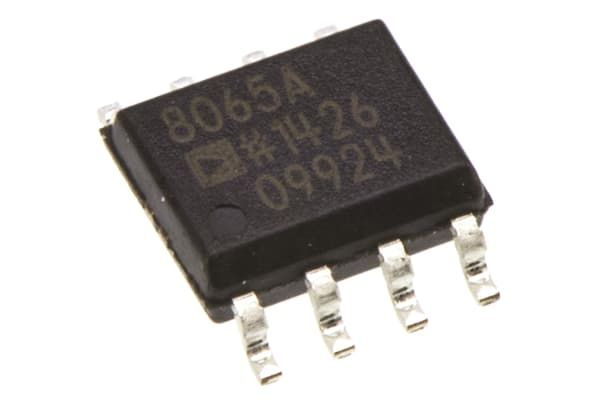 Product image for AD8065 145MHZ FET SMT OP AMP