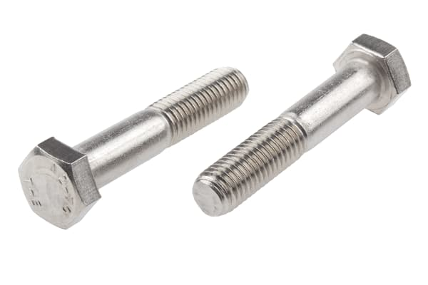 Product image for A2 s/steel hex head bolt M12 x 65mm