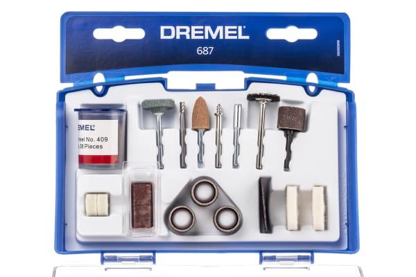 Product image for DREMEL,CUTTING/POLISHING,ACCESSORY KIT