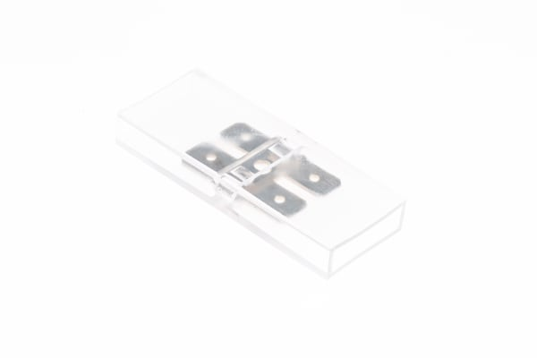 Product image for Crimp connector,insulated,size4