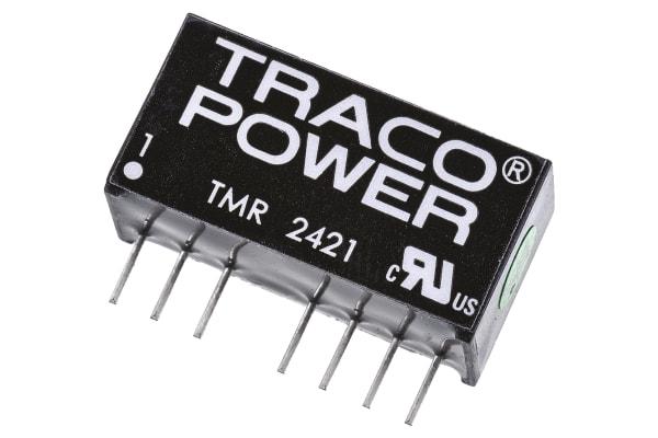 Product image for 2W DC-DC CONVERTER,18-36V I/P 5V O/P