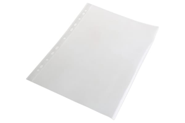 Product image for 100 CLEAR FOLDERS