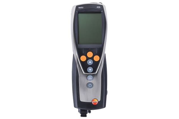 Product image for Testo Testo 435-2 Data Logging Air Quality Monitor, Battery-powered