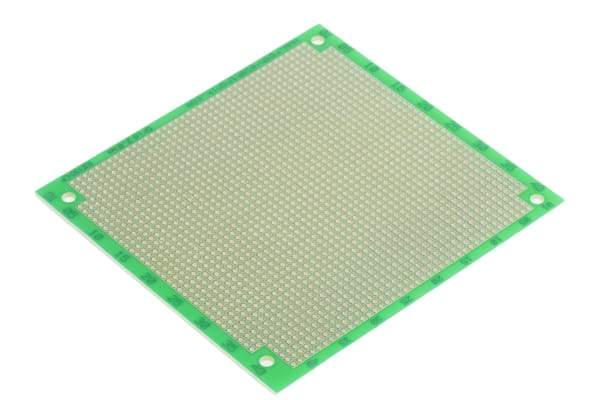 Product image for PROTOTYPING BOARD FR4 1 SIDED RE130-LF