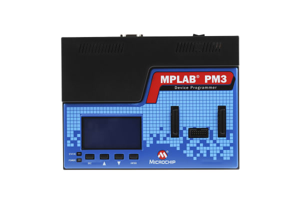 Product image for MPLAB PM3 universal device programmer
