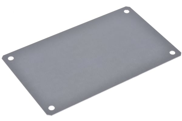 Product image for Chassis plate for IP66 box,250x150x1.5mm