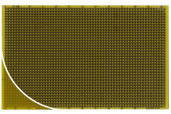 Product image for 1 SIDED STANDARD MATRIX PC CARD,RE200LF
