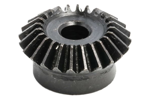 Product image for Gear,mitre,steel,0.8 module,24 teeth