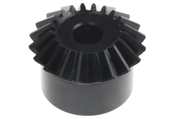 Product image for Gear,mitre,steel,1.5 module,20 teeth