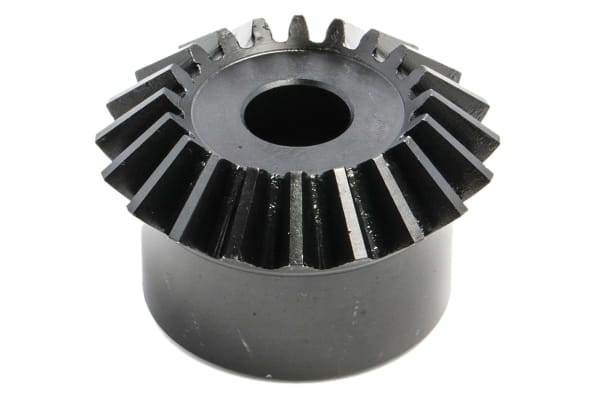 Product image for Gear,mitre,steel,2.5 module,20 teeth