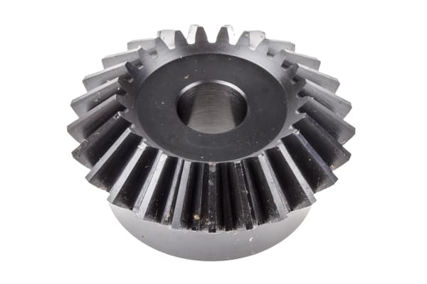 Product image for Gear,mitre,steel,2.5 module,25 teeth