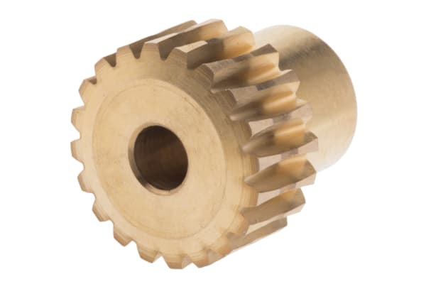 Product image for Pinion Gear 0.8 module 1 start 20 teeth
