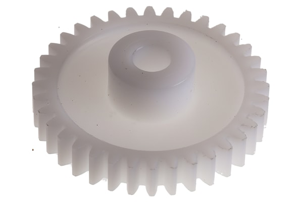 Product image for Delrin spur gear - 1.0 module 36 teeth