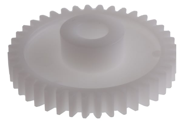 Product image for Delrin spur gear - 1.0 module 40 teeth