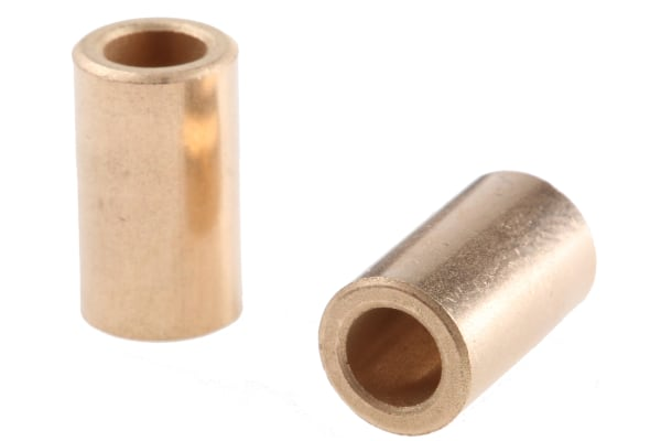 Product image for Oil-less bush 8mm OD x 5mm ID x 14mm L