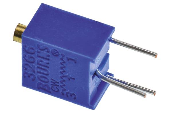 Product image for 3266W top adj cermet trimmer,1K,6mm