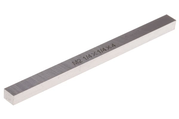 Product image for TOOL STEEL 1/4IN SQ.