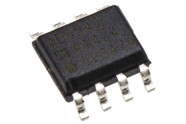 Product image for Voltage-frequency converter,AD654JR SO8