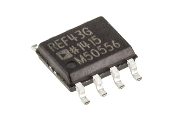 Product image for Voltage reference REF-43GS 2.5V