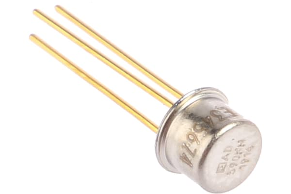Product image for Temperature Transducer Linear 2.5% TO-52