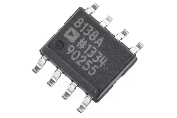 Product image for AD8138 differential ADC driver SOIC8