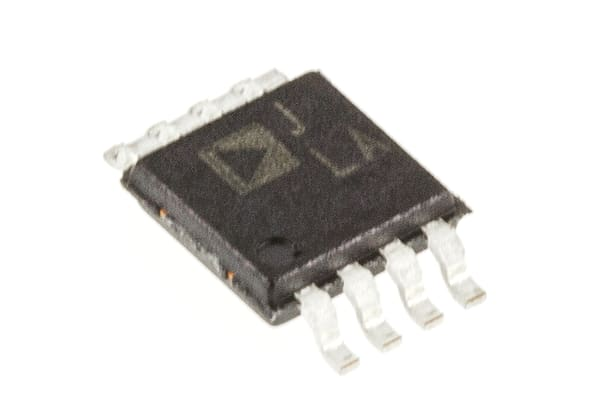 Product image for AD8221 precision instrumentation SMT amp