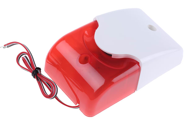 Product image for SOUNDER WITH RED STROBE