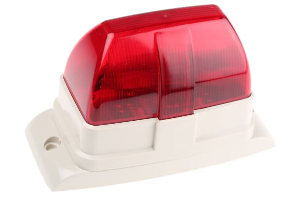 Product image for RED STROBE