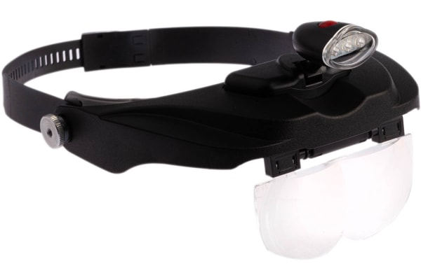 Product image for LED headband magnifier kit