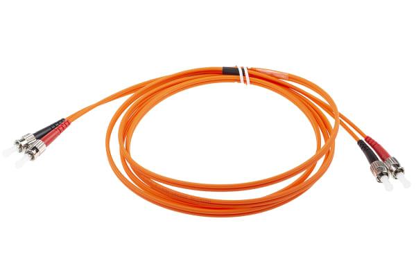 Product image for 3m ST/ST 62.5/125 duplex