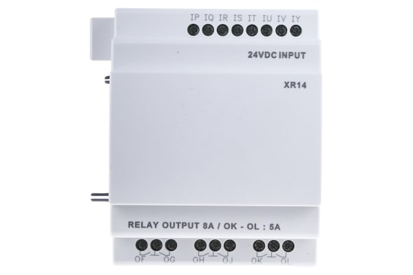 Product image for M3 14 I/0 extension, 24Vdc input