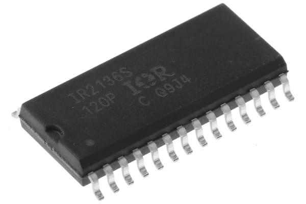 Product image for MOSFET/IGBT driver IR2136S SOIC28 120mA