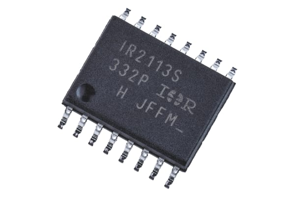 Product image for MOSFET/IGBT driver IR2113S 2000mA
